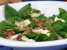 Recetas | Ensalada fresca de espinacas | Utilisima.com