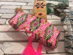 All about Jewellery and more.. Boho necklace, boho jewelry, hippie jewelry, ethnic jewelry, bohemian style accessories, colorful jewelry, colorful hippie necklace Indie Pouch