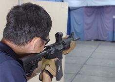 Mach Sakai: G&G CM16 Carbine AEG