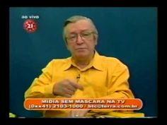 DESARMAMENTO, MIDIA E MENTIRAS - OLAVO DE CARVALHO