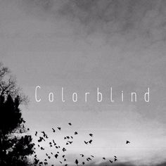 Colorblind (Counting Crows Cover) by Jana Gilmore on SoundCloud