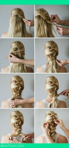 wedding hair style | NIKI A.'s Photo | Beautylish