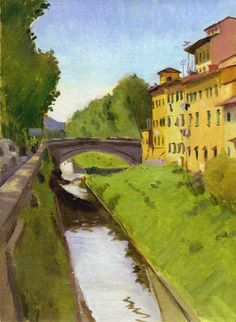 Florence, Italy Paintings , Spring 2016, Pt. 2   Painted Journals