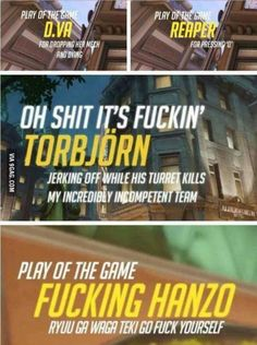 My experience with Overwatch so far