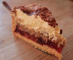 Svenja's Koch- und Backblog: Kirsch-Nuss-Streuselkuchen