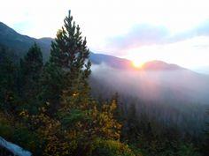 zachód słońca nad Babiogórskim Parkiem Narodowym pod Diablakiem #Babia-Góra #Diablak #Beskidy #BPN #Babiogórski-Park-Narodowy #góry #szlaki-górskie #górskie-wędrówki #turystyka-górska #Poland #Polska #małopolska #powiat-suski #przyroda #Beskid #Zawoja #mountains #Polska #Poland #Beskid-Żywiecki #Karpaty