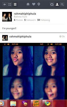 FOLLOW MY INSTAGRAM PLEASE ;) rahmahiphiphula ,I will follback you :) thankyou