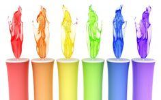 Fondo de Pantalla Llamas Multicolor - Fondos de Pantalla. Imágenes y Fotos espectaculares.