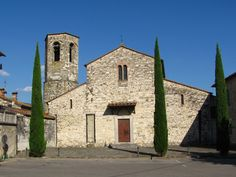 Pieve di Socana -Castel Focognano -Arezzo