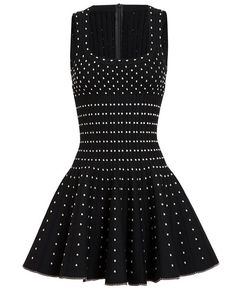 this azzedine alaia dress is just incredible. alaia skater dresses are just the best by miles and miles. and miles.