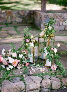 Featured Photographer:Lane Dittoe; wedding ceremony decoration idea