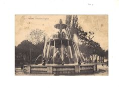 CPA - TROYES (10) - FONTAINE ARGENCE - 1923
