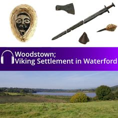 Woodstown Viking Settlement in Waterford Audio Book Waterford City, National Road, Latest Discoveries, Archaeological Discoveries, Viking Age, In The Flesh, State Art, Archaeology, Audio Books