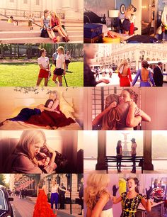Gossip Girl Blair and Serena | Gossip Girl Blair & Serena