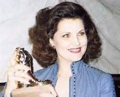 Debra Paget in 2014.  81 years old.