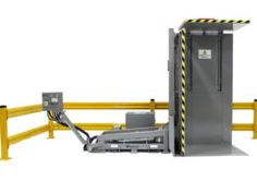 The G95 Pallet Inverter or Pallet Retriever style of transfer system was first developed in the mid 1980's for use in cold storages, blast freezing warehouses or distribution related facilities exporting product. It was designed as an alternative to the conventional 180° Pallet Inverter, which did not offer ground loading or pallet separation capabilities at the time which later became an industry standard. With that, the G95 Pallet Exchange / Pallet Retriever was developed. Warehouses, Pallet, Alternative, Cold, Storage, Design, Style, Pole Barns, Purse Storage