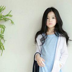 Cute Asian Babies, Asian Kids, Cute Korean Girl, Cute Babies, Cute Baby Girl, Cute Girls, Ulzzang Kids, Kim Taehyung, Korean Model
