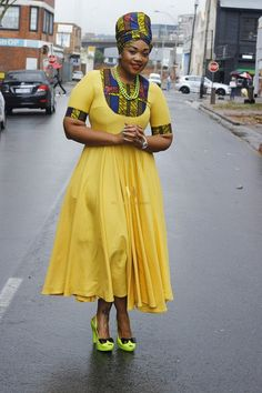 Bow Afrika Fashion and Asoebi Styles - Reny styles African Print Dresses, African Wear, African Attire, African Fashion Dresses, African Women, African Dress, African Outfits, Ankara Fashion, African Inspired Fashion