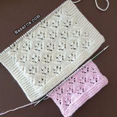 Baby Knitting Patterns, Stitch Patterns, Crochet Baby, Knit Crochet, Crochet Needles, Cross Stitch Rose, How To Purl Knit, Pattern Making, Knitting Projects