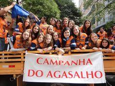 Mais de 300 jovens participarão de campanha da comunidade judaica para arrecadar agasalhos em Higienópolis. Evento contará com a presença de D. Lu Alckmin, presidente do FUSSESP.