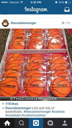 56 New Ideas For Basket Ball Birthday Party Treats Sugar Cookies Basketball Baby Shower, Sport Basketball, Basketball Birthday Parties, Sports Birthday, Soccer Ball, Basketball Store, Basketball Tattoos, Basketball Design, Basketball Gifts
