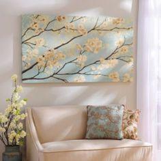 Cherry Blossom Canvas Art Print | Kirkland's