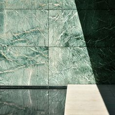 Mies van der Rohe's Barcelona Pavilion ~  Paul Clemence⠀