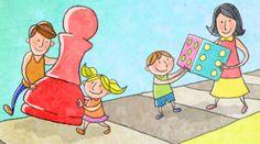AG Personal Organizer : Sugestões de Brincadeiras para seus Filhos nas Fér...