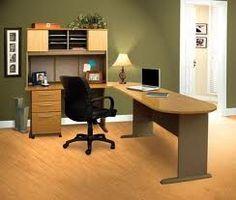 mesa de escritório em l - Pesquisa Google