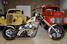 2007 West Coast Choppers Dominator | Red Hills Rods and Choppers Inc. - St. George Utah