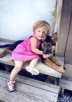 best friends ~ EVERY CHILD DESERVES TO HAVE A PET ~