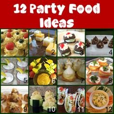 Today Is Our SITS Feature Day! {Party food recipe ideas} - The Saturday Evening Pot