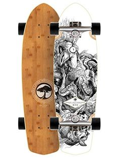 8d3c7e6afb Arbor Pocket Rocket Bamboo 2015 Mini Longboard Skateboard Complete is great  mini cruiser for girls and guys. Outdoor Stuff