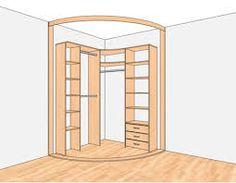 шкаф-купе угловой внутреннее наполнение - Поиск в Google