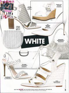 Summit white mountain shoes