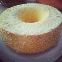 Lilly loves food : Lilly loves...Chiffoncake ( ciambellone americano)...