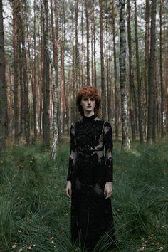 magdalena jasek by lukasz pukowiec for vogue ukraine november 2015 | visual optimism; fashion editorials, shows, campaigns & more!