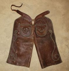Miles City Studded Chaps
