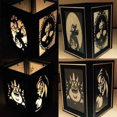 Disney Villains-Inspired Custom Lantern, $40.00