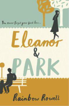 Eleanor & Park by Rowell, Rainbow
