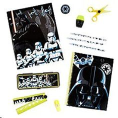 Disney Star Wars Stationery Supply Kit Disney