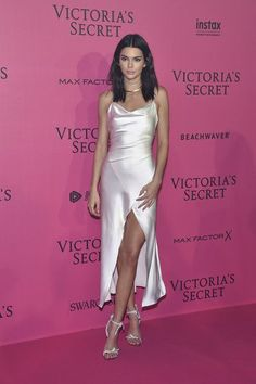 Kendall Jenner attends the 2016 Victoria's Secret Fashion Show after party on November 30, 2016 in Paris, France.