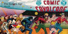 THE GOLDEN AGE OF DC COMICS.  Paul Levitz.  Ed. Taschen.  416 pp. 23,8 x 32,4 cm.  Tapa dura. Inglés.  PVP: 39,99 €