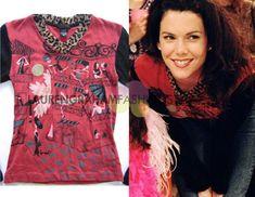 Custo Barcelona / Gilmore Girls / 1.06 - Rory's Birthday Parties / 2000