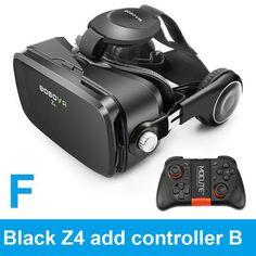 8c802a4042 Virtual Reality Goggle 3D Vr Glasses Original Bobovr Z4/ Bobo Vr Z4 Mini  Google Cardboard Vr Box 2.0