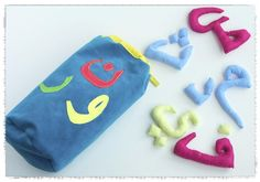 #ArabicAlphabet #Arabicforkids #montessori #preschool #learning #fairtrade…