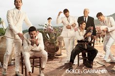 dolce and gabbana ss 2014 mens advertising campaign 01