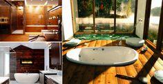 La salle de bainest un lieu sacré dans une maison. C'est l'endroit où l'on se prépare, se fait beau/belle, mais aussi l'espace dans lequel on se détend. Certains la préfèrent avec une baignoire, d'autres avec une douche. On la décore avec des bougies, de beaux rangements, et on y installe une ambiance confortable et intime.Il …