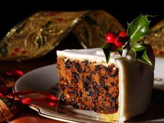 Vegan Christmas Cake: Three Fantastic Recipes , Vegan Christmas Cake: Four Fantastic Recipes , Christmas Pudding, Vegan Christmas, Christmas Recipes, Father Christmas, Christmas Traditions, Christmas Eve, Vegan Xmas Cake, Christmas Cake Recipe Traditional, Vegan Baking Recipes