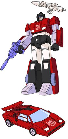 Sideswipe, one of my all-time favorites